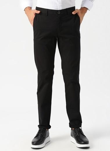 Kip Klasik Pantolon Siyah